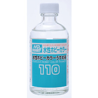 GN T110 Aqueous Hobby Color Thinner 110ml