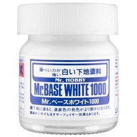 GN SF283 Mr Base White 1000