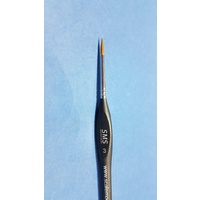 BRSH07 SMS Kolinsky Sable BRUSH Size 3