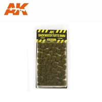 AK-8128	Backwater Tufts 8mm