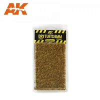 AK-8117	Dry Tufts 6mm