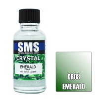 Crystal EMERALD (Green) 30ml CR03