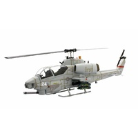 AH-1 470 Size Kit, Greay, W/ Weaponry ACGR-4
