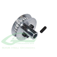 Aluminium Tail Pulley Z21 G500 H0230-S