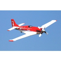 Rochobby P-51 Strega 1100mm High Speed Red PNP