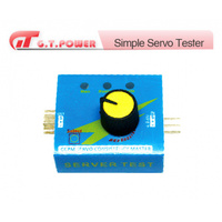 GT-SIMPLESERVOTEST Simple Servo Tester