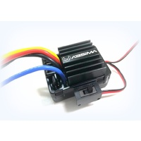Absima 1/10 Brushed ESC for Crawler & Boat, 40A 2100003
