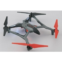 Dromida Vista UAV Quad Helicopter Red 49-DID903RR