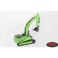 1/14 SCALE RTR EARTH DIGGER 360L HYDRAULIC EXCAVATOR (GREEN)