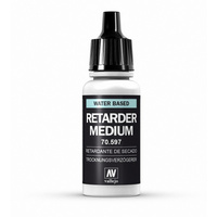 AV70597 - Vallejo Retarder 17 ml