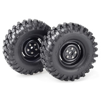"AB2500030 Absima Wheel Set Crawler""Steelhammer"" 108mm 1:10 (2 St.)"