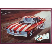 R2AMT873 AMT 1/25 Chezooom Corvair Funny Car