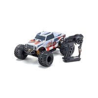 KYO-34404T2	Kyosho 1/10 Electric Brushed 2WD Monster Tracker 2.0 RTR (Red)