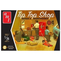 1/25 Diorama Tip Top Shop R2AMTPP016