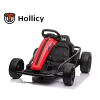 Hollicy SX1968 Drift Cart Electric Ride-on, Red SX1968-R