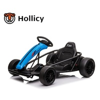 Hollicy SX1968 Drift Cart Electric Ride-on, Blue SX1968-B