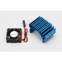 Heat Sink w/ Cooling Fan for Brushless Motor (Small Size) YKYM-HCFS
