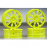 Jconcepts RULUX - 1/10TH B44 FRONT WHEEL 3307Y