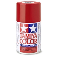 Tamiya Color For Polycarbonate: Red PS-2 T86002