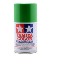 Tamiya Color For Polycarbonate: Park Green PS-21 T86021