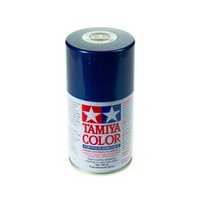 Tamiya Color For Polycarbonate: Dark Metallic Blue PS-59 T86059