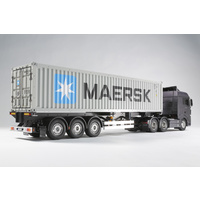 40ft Container Semi-Trailer T56326