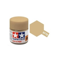 Tamiya Mini Acrylic XF-78 Wood DEK TN T81778