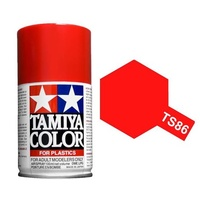 T85086 TS-86 Tamiya  Brilliant Red