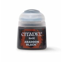 21-25 Citadel Base: Abaddon Black 99189950025