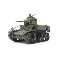 1/35 Tamiya M3 Stuart Late Production