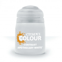 99189960025	29-34 Citadel Contrast: Apothecary White