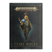 80-02 Warhammer: Age of Sigmar Core Rules 2018 60040299070