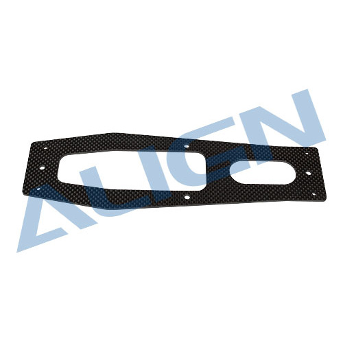 700N DFC Carbon Bottom Plate/2.5mm H7NB003